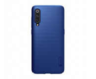 Nillkin Super Frosted Shield do Xiaomi Mi 9 granatowy  - 497139 - zdjęcie 1