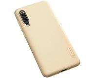 Nillkin Super Frosted Shield do Xiaomi Mi 9 złoty - 497136 - zdjęcie 3