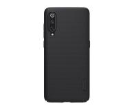Nillkin Super Frosted Shield do Xiaomi Mi 9 czarny  - 497134 - zdjęcie 1