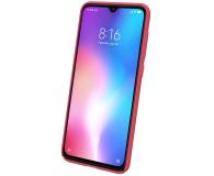 Nillkin Super Frosted Shield do Xiaomi Mi 9 SE czerwony - 497125 - zdjęcie 3