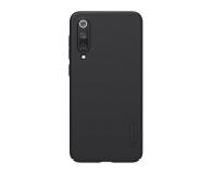 Nillkin Super Frosted Shield do Xiaomi Mi 9 SE czarny - 497124 - zdjęcie 1