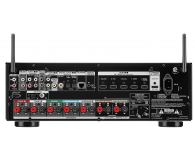 Denon AVR-X1600H czarny - 497779 - zdjęcie 3
