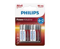 Philips Power Alkaline AA (6szt) - 489649 - zdjęcie 1