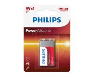 Philips Power Alkaline 9V LR61 (1szt) - 489647 - zdjęcie 1