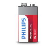 Philips Power Alkaline 9V LR61 (1szt) - 489647 - zdjęcie 2