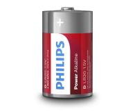 Philips Power Alkaline D LR20 (2szt) - 489640 - zdjęcie 2