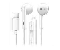 Huawei Słuchawki douszne CM33 USB-C biały - 498509 - zdjęcie 1