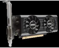 MSI Radeon RX 550 4GT Low Profile OC 4GB GDDR5 - 496687 - zdjęcie 2