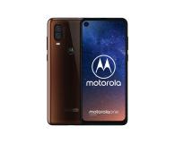 Motorola One Vision 4/128GB Dual SIM brązowy + etui - 496795 - zdjęcie 1