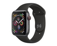 Apple Watch 4 40/Space Gray Aluminium/Black Sport  LTE - 491819 - zdjęcie 1