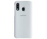Samsung Wallet Cover do Galaxy A40 biały - 493077 - zdjęcie 2
