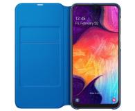 Samsung Wallet Cover do Galaxy A50 czarny - 493081 - zdjęcie 4