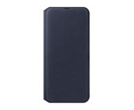 Samsung Wallet Cover do Galaxy A50 czarny - 493081 - zdjęcie 1