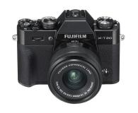Fujifilm X-T20 15-45mm czarny  - 499087 - zdjęcie 2