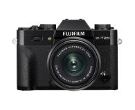 Fujifilm X-T20 15-45mm czarny  - 499087 - zdjęcie 3