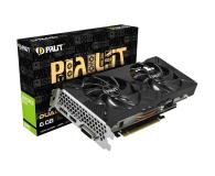Palit GeForce GTX 1660 Dual 6GB GDDR5  - 498877 - zdjęcie 1
