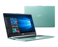Acer Swift 1 N5000/4GB/128/Win10 IPS FHD Zielony - 494757 - zdjęcie 1