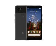 Google Pixel 3a 64GB Black - 500319 - zdjęcie 1