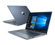 HP Pavilion 15 i5-1035G1/8GB/256/Win10 Blue - 534226 - zdjęcie 1
