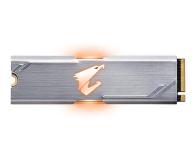 Gigabyte 512GB M.2 PCIe NVMe AORUS RGB - 499476 - zdjęcie 1