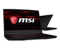 MSI  GF63 i7-9750H/16GB/256 GTX1050Ti  - 532349 - zdjęcie 1