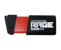 Patriot 512GB Rage Elite 400/300MB/s (odczyt/zapis) - 502835 - zdjęcie 1