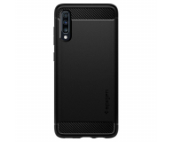 Spigen Rugged Armor do Samsung Galaxy A70 Black - 498412 - zdjęcie 5