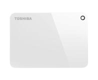 Toshiba Canvio Advance 1TB USB 3.0 biały - 498790 - zdjęcie 1
