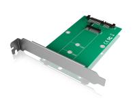 ICY BOX Konwerter M.2 SATA - SATA  - 499596 - zdjęcie 1