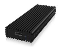ICY BOX Obudowa do dysku M.2 NVMe (USB-C, M-Key) - 499604 - zdjęcie 1