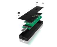 ICY BOX Obudowa do dysku M.2 (USB-C) - 499602 - zdjęcie 5