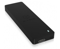 ICY BOX Obudowa do dysku M.2 SATA (USB-C, B lub B+M Key) - 499603 - zdjęcie 2