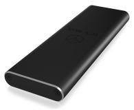 ICY BOX Obudowa do dysku M.2 SATA SSD (USB 3.0) - 499590 - zdjęcie 2