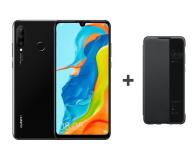 Huawei P30 Lite 128GB Czarny + View Cover do P30 Lite - 503909 - zdjęcie 1