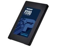 """Patriot 256GB 2,5"""" SATA SSD P200 - 503418 - zdjęcie 2"""