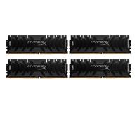 HyperX 32GB (4x8GB) 3000MHz CL15 Predator Black  - 309449 - zdjęcie 1