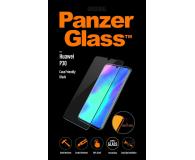 PanzerGlass Szkło Edge Casefriendly do Huawei P30 Black  - 498361 - zdjęcie 1