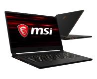 MSI GS65  i7-9750H/16GB/512 RTX2060 144Hz - 499945 - zdjęcie 1