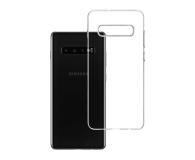 3mk Clear Case do Samsung Galaxy S10+ - 500022 - zdjęcie 1