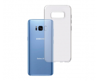 3mk Clear Case do Samsung Galaxy S8 - 500024 - zdjęcie 1