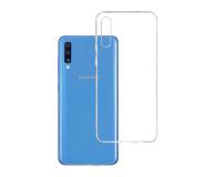 3mk Clear Case do Samsung Galaxy A70 - 500020 - zdjęcie 1