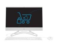HP 24 AiO A9-9425/4GB/240 IPS White - 501956 - zdjęcie 1