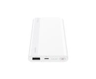 Huawei Power Bank CP11QC 10000 mAh 9V/5V2A 18W biały - 497082 - zdjęcie 2
