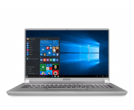 MSI P75 i7-9750H/16GB/512/Win10 RTX2060 - 499916 - zdjęcie 1