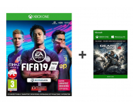 Microsoft Fifa 19 + Gears of War 4 - 500168 - zdjęcie 1