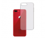 3mk Clear Case do iPhone 7/8 Plus  - 499982 - zdjęcie 1