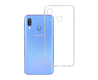 3mk Clear Case do Samsung Galaxy A40  - 500018 - zdjęcie 1
