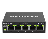 Netgear 5p GS305E (5x10/100/1000Mbit)  - 495132 - zdjęcie 1