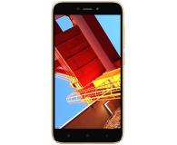Nillkin Super Frosted Shield do Xiaomi Redmi Go złoty - 505303 - zdjęcie 3