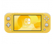 Nintendo Switch Lite (Żółty) + Zelda: Link's Awakening - 521188 - zdjęcie 2